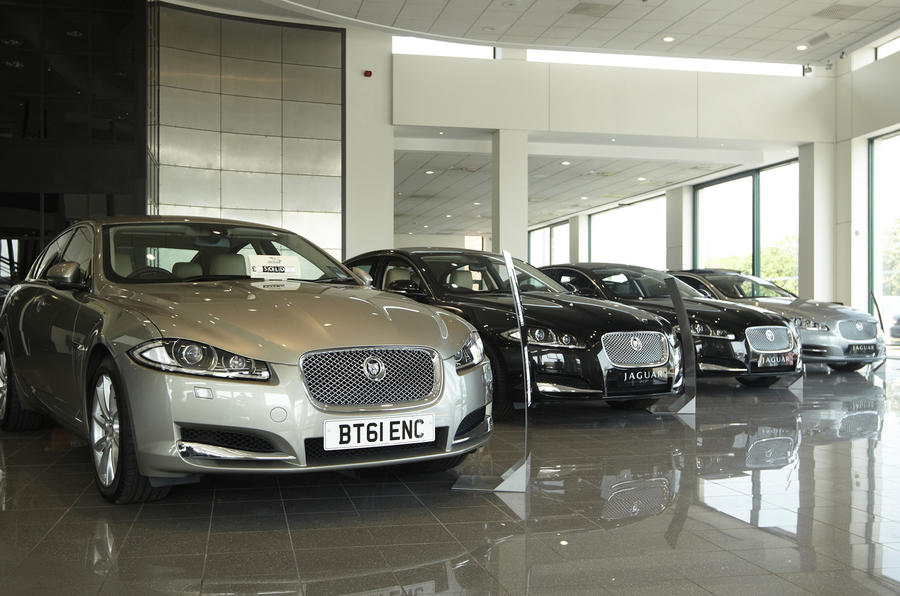 Jaguar tops JD Power Dealer Satisfaction survey
