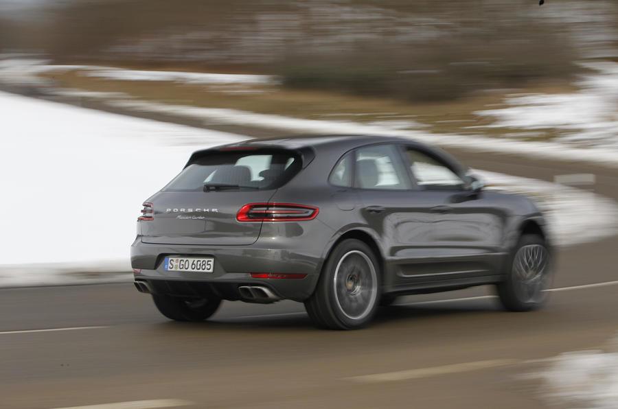 £43,400 Porsche Macan Turbo