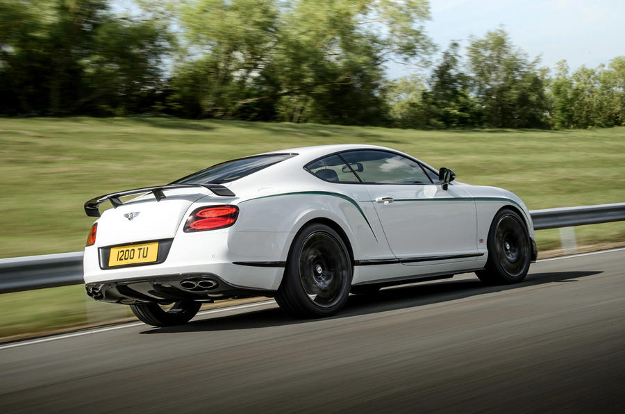 More extreme Continental GT3-R possible, says Bentley design chief