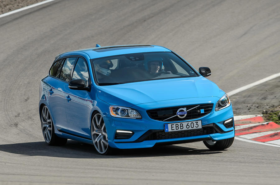Volvo V60 Polestar first drive review