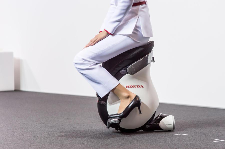 Tokyo motor show 2013: Honda Uni-Cub concept