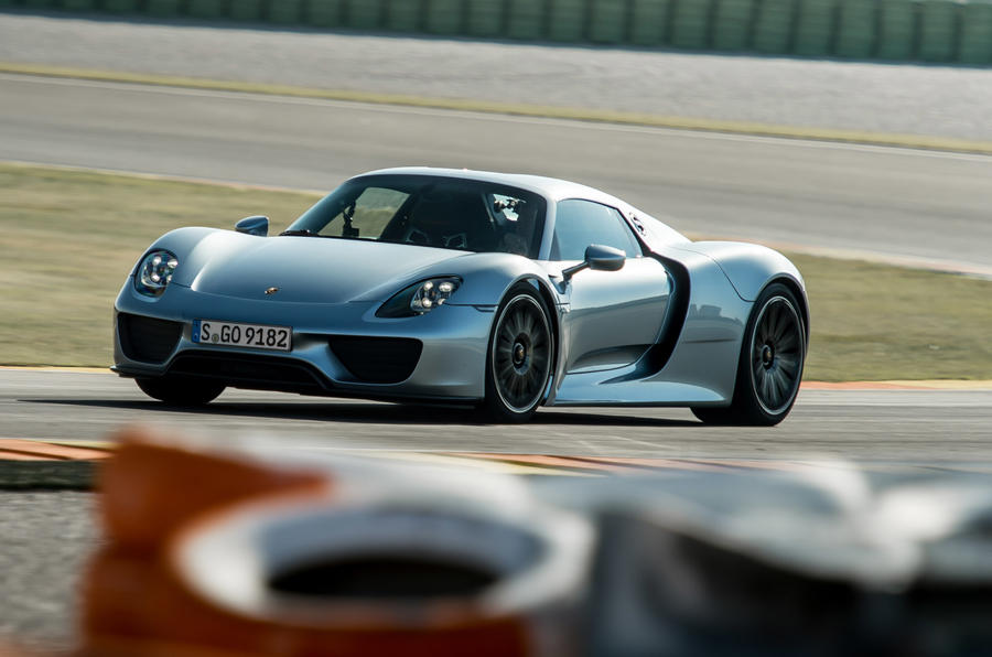 Are you impressed by the Porsche 918 Spyder?