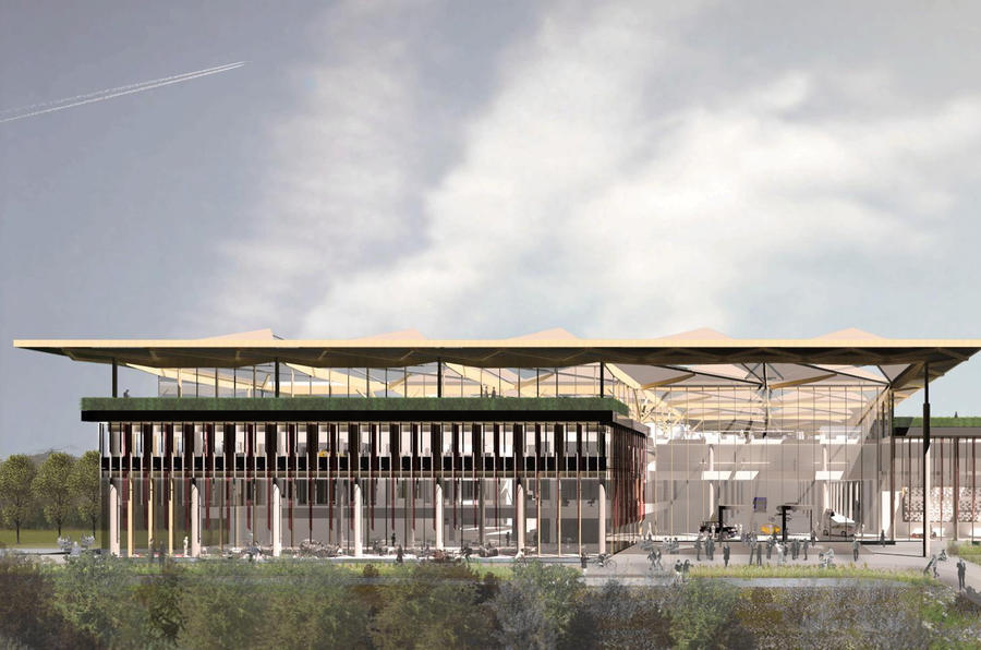 JLR to create £100 million research centre in Warwick