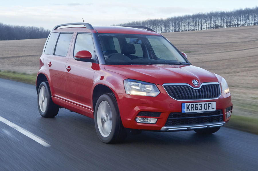 skoda yeti 1 2 tsi se first drive. Black Bedroom Furniture Sets. Home Design Ideas