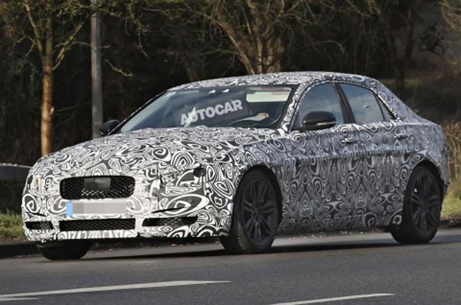 Jaguar Land Rover names new four-pot engine range