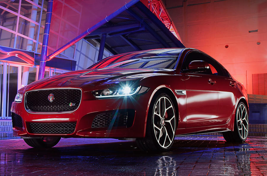 Setting the stage for the new Jaguar XE