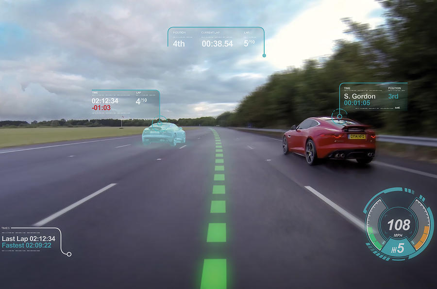JLR reveals advanced new passenger car tech