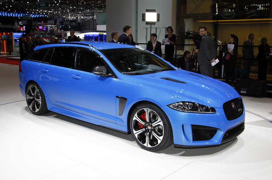 Jaguar XFR-S Sportbrake gets 542bhp