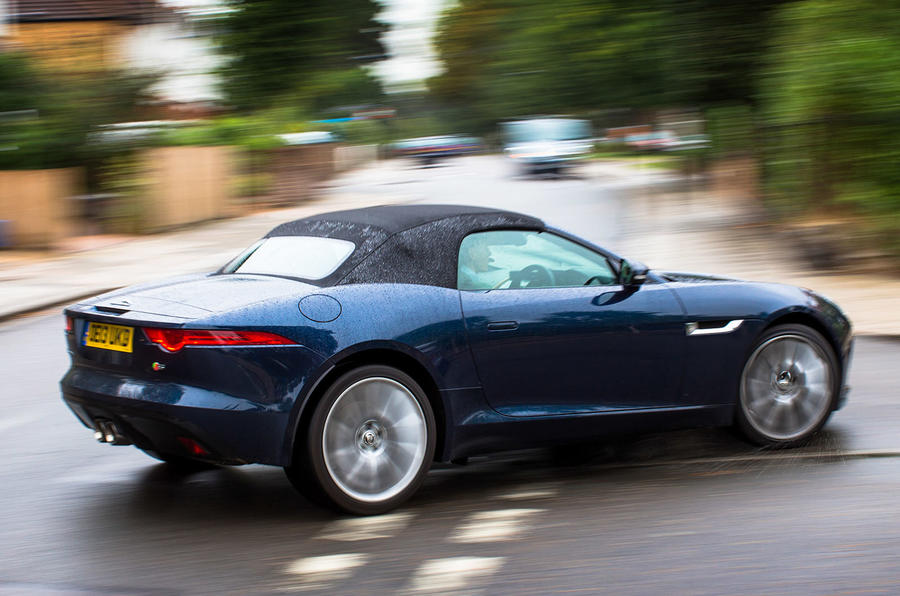 Cropley on cars: to Beaulieu and back by Jaguar F-type