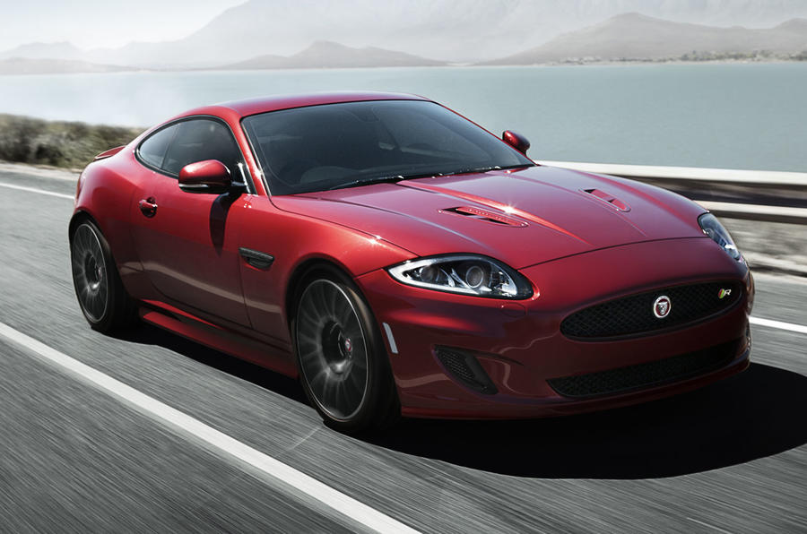 New Jaguar XK special edition models revealed