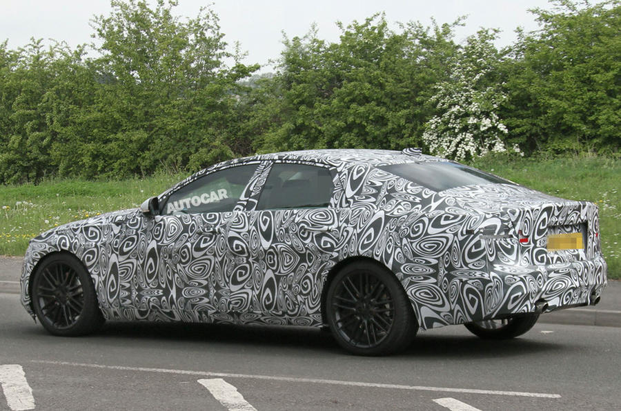 Jaguar plans new look for 2017