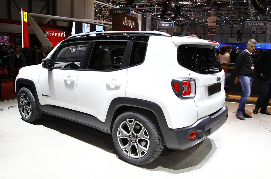 2015 jeep renegade pricing specifications and gallery autocar. Black Bedroom Furniture Sets. Home Design Ideas