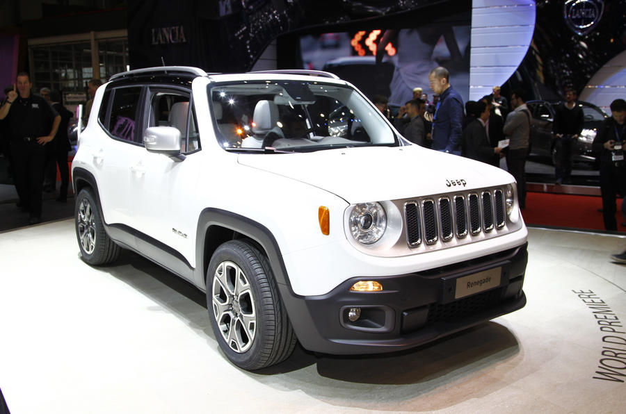 New bigger and smaller Jeep models planned