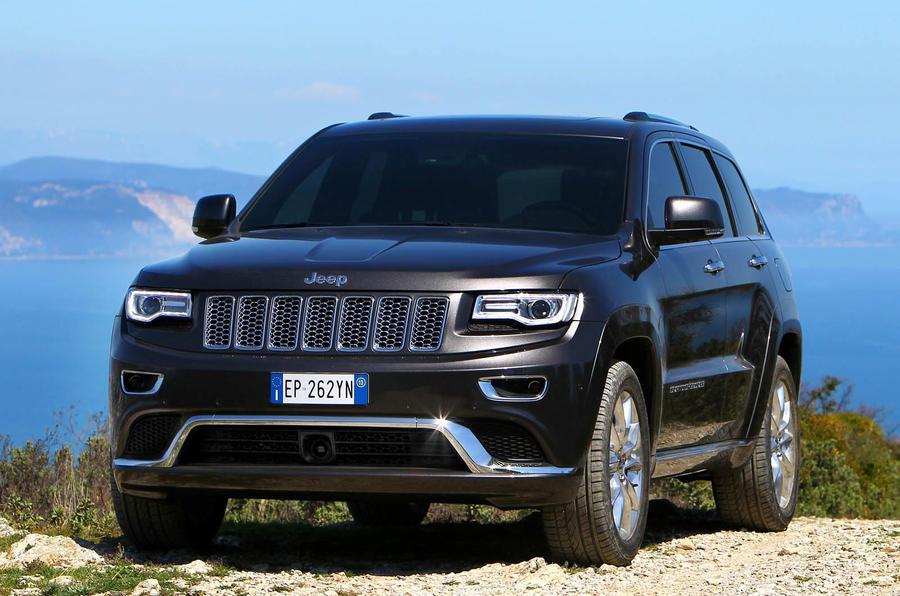Jeep Considers Upmarket Seven Seat SUV