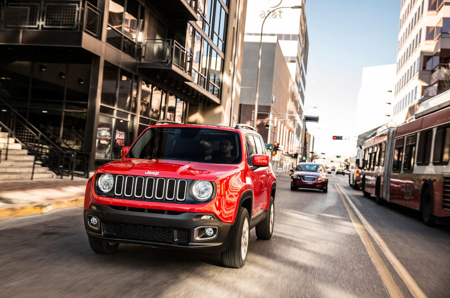 Jeep targets two millions sales by 2018