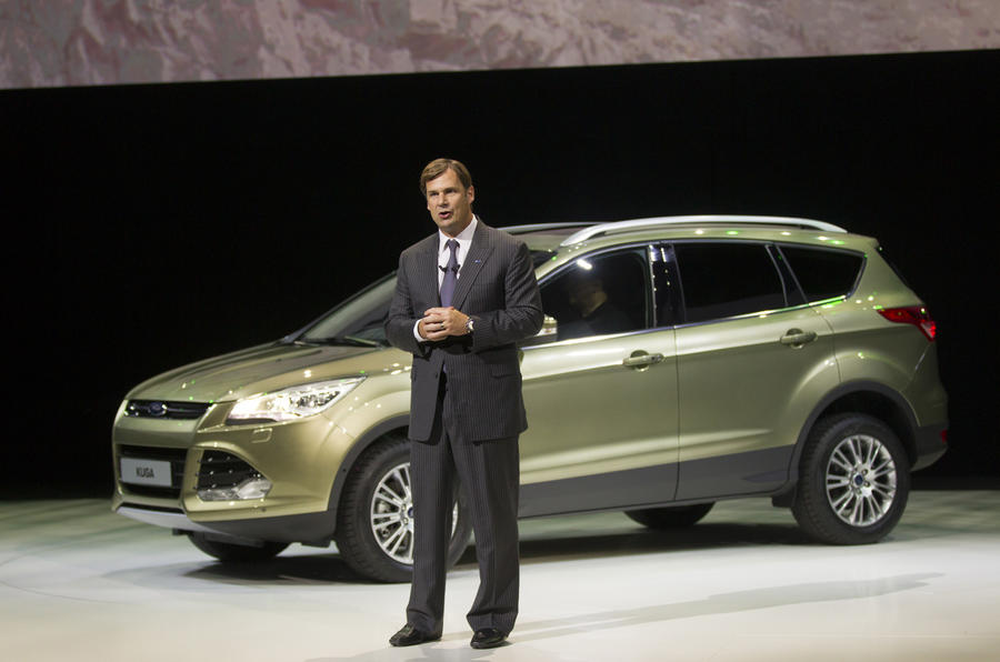 Jim Farley to take over Ford's European operation
