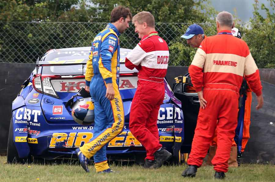 Andrew Jordan's resilience in the BTCC shows he's the one to watch