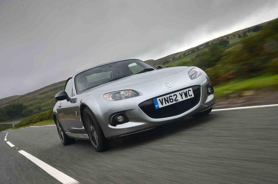 Jota Mazda MX-5 GT first drive review