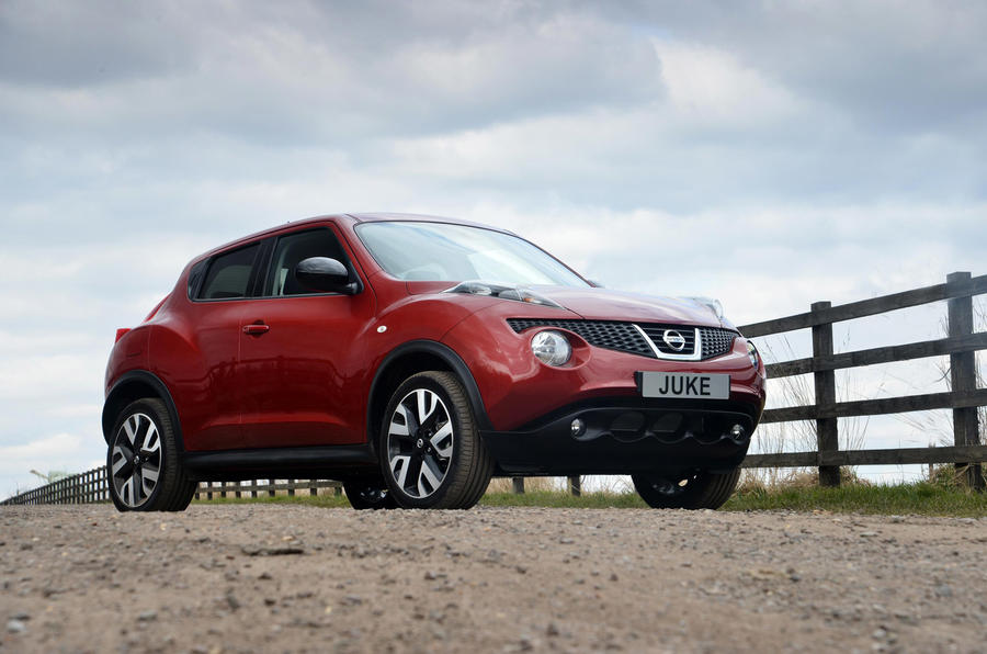 New diesel engine option for Nissan Juke