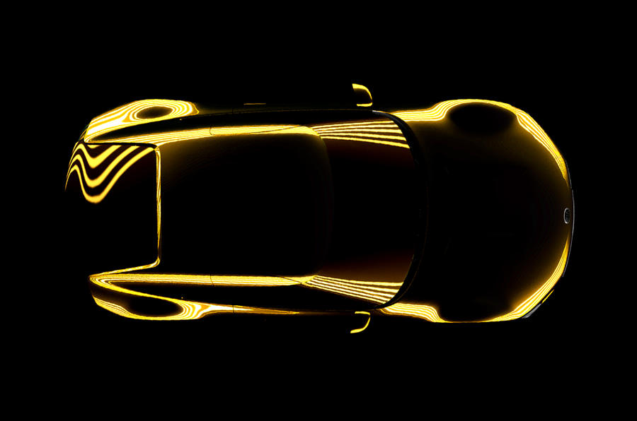 Kia GT4 Stinger concept set for Detroit motor show reveal