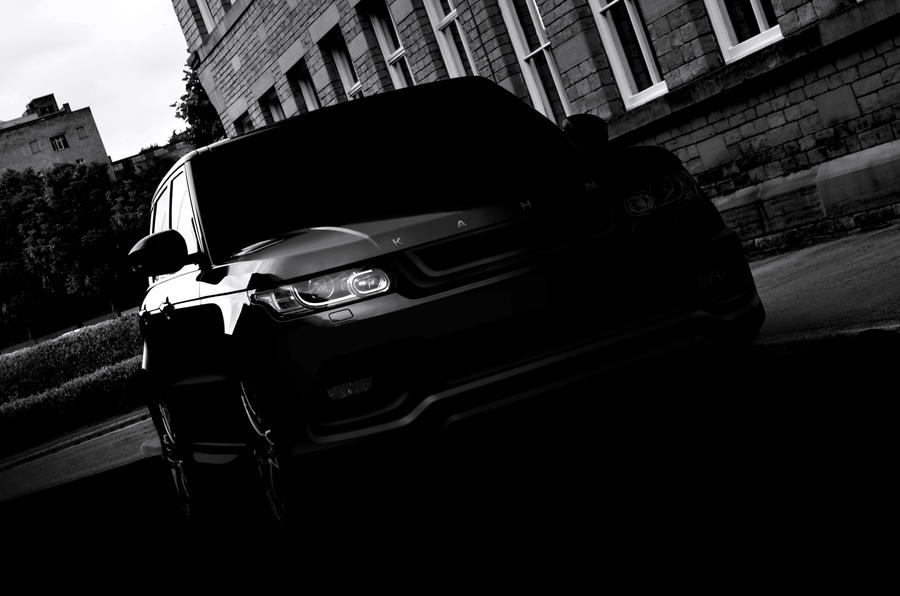 Kahn to show modified Range Rover Sport in Geneva