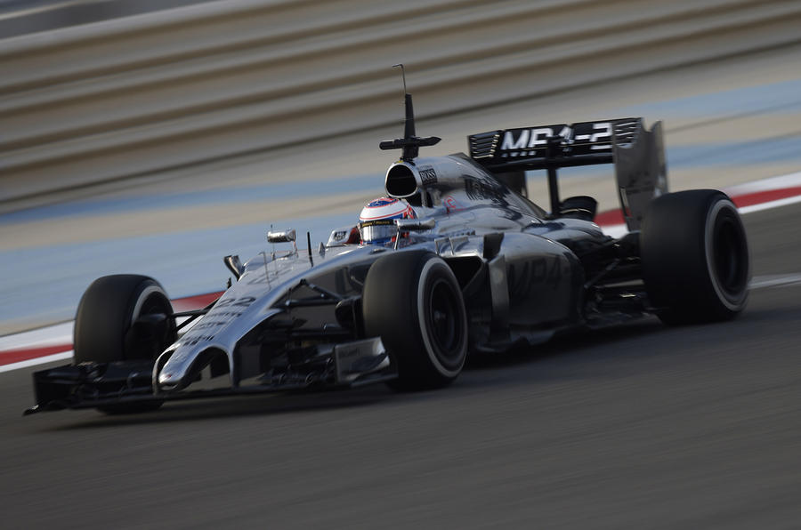 Can Kevin Magnussen beat the pack to become F1 champion?