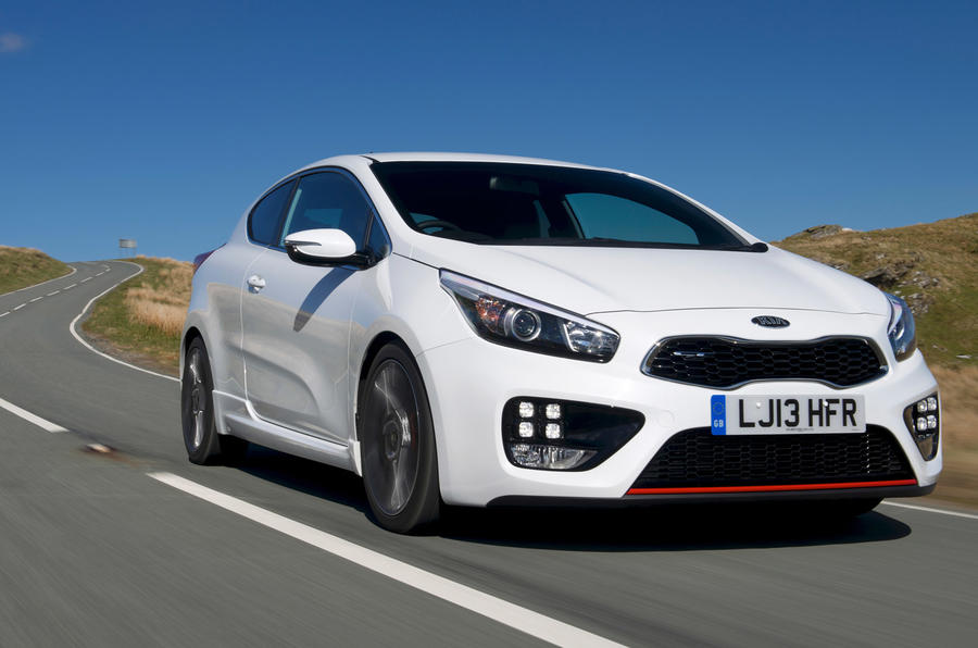 Kia Procee'd GT first drive review