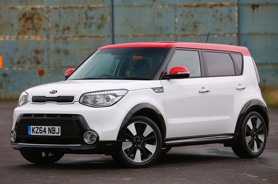 Kia to introduce new small crossover