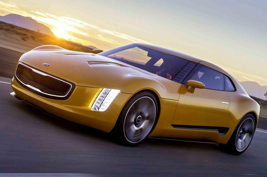 Kia plans plus new GT sports car for 2016