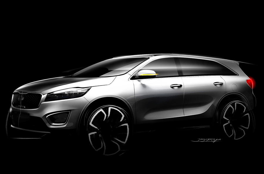 New Kia Sorento set for August reveal