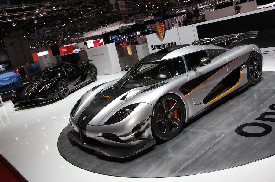 New Koenigsegg Agera One 1 To Take On Mclaren P1 Updated With