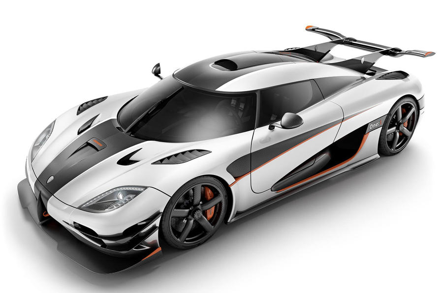 New Koenigsegg One:1 hypercar revealed