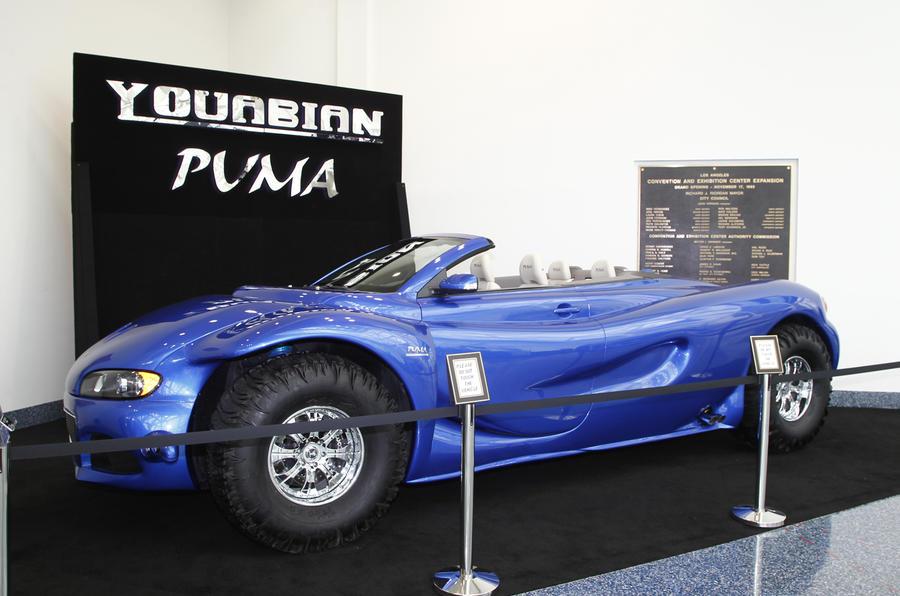 LA motor show 2013 gallery