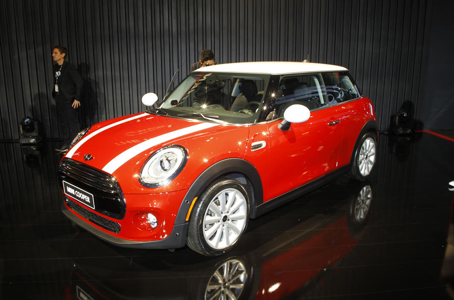 Current-gen Mini ends production