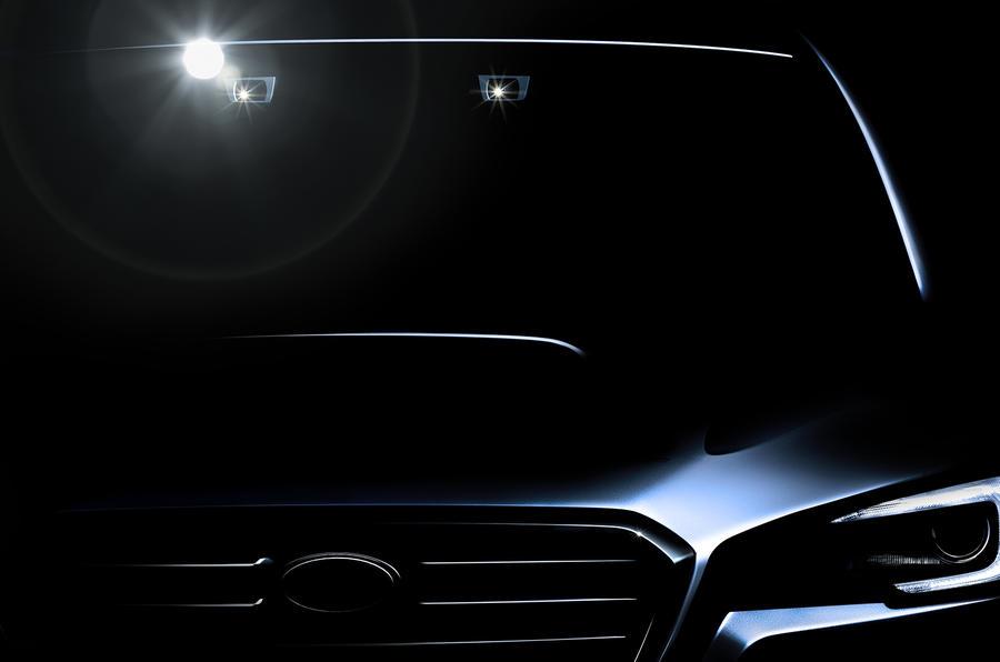 Subaru plans Levorg sports tourer concept for Tokyo