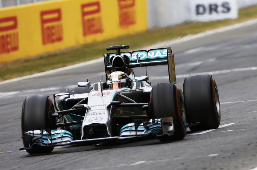 They call it the silly season in Formula One, so let's get really silly