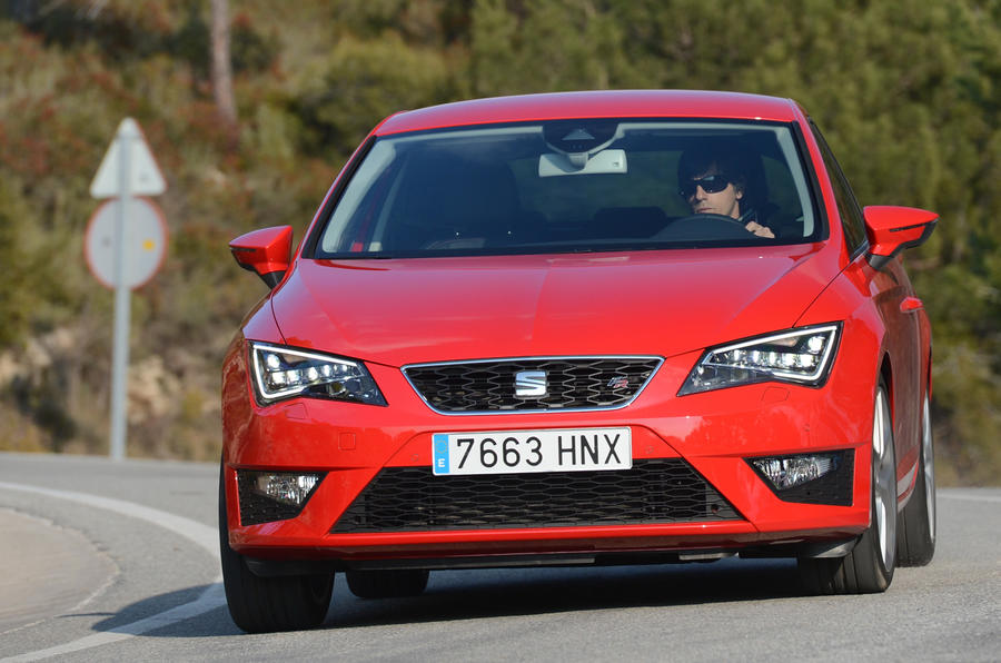 seat leon sc fr 1 8 tsi 180ps dsg first drive review review autocar. Black Bedroom Furniture Sets. Home Design Ideas