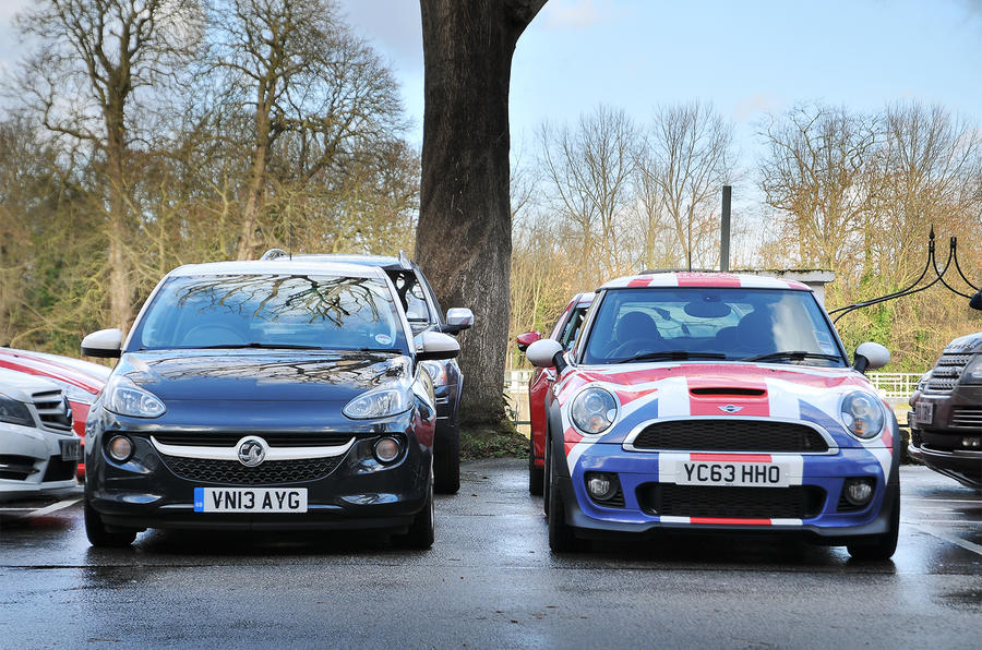 Steve Cropley on cars: Marketers miss with Vauxhall Adam