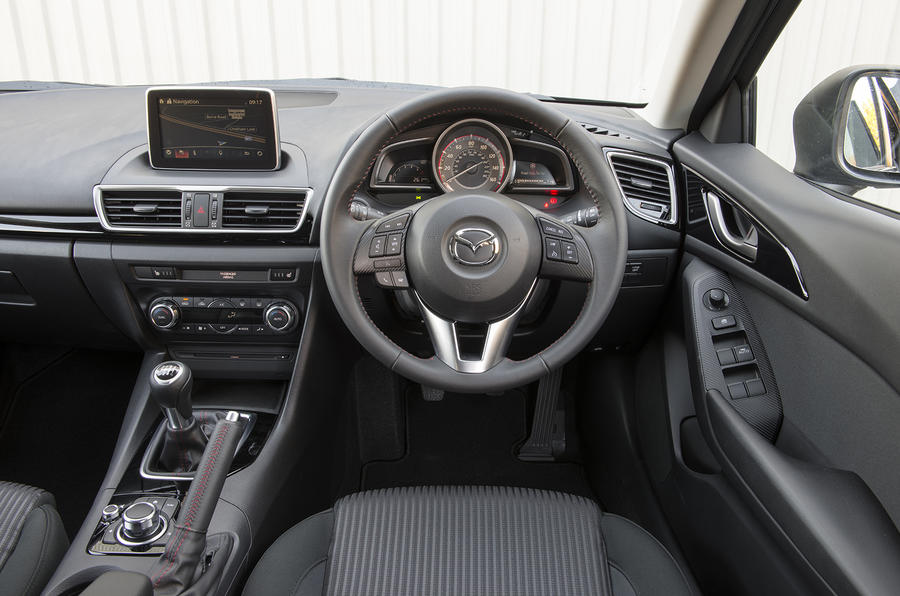Amazing Mazda 3 Dashboard Ideas