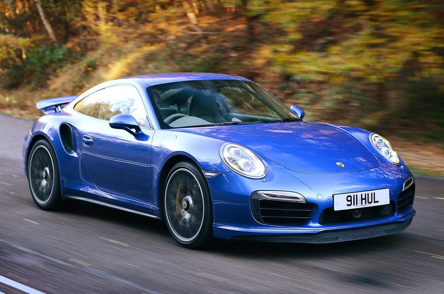 Porsche turbo 911