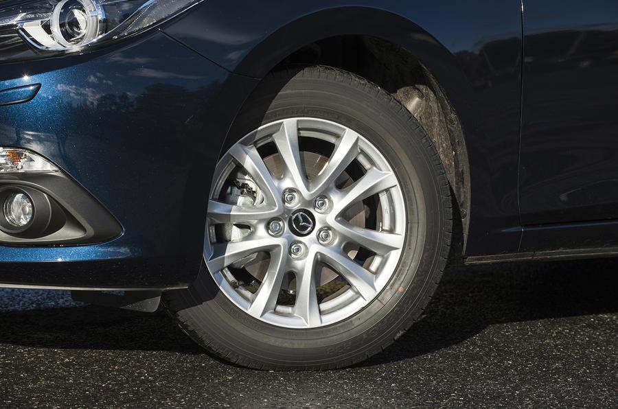 Mazda 3 16in alloys