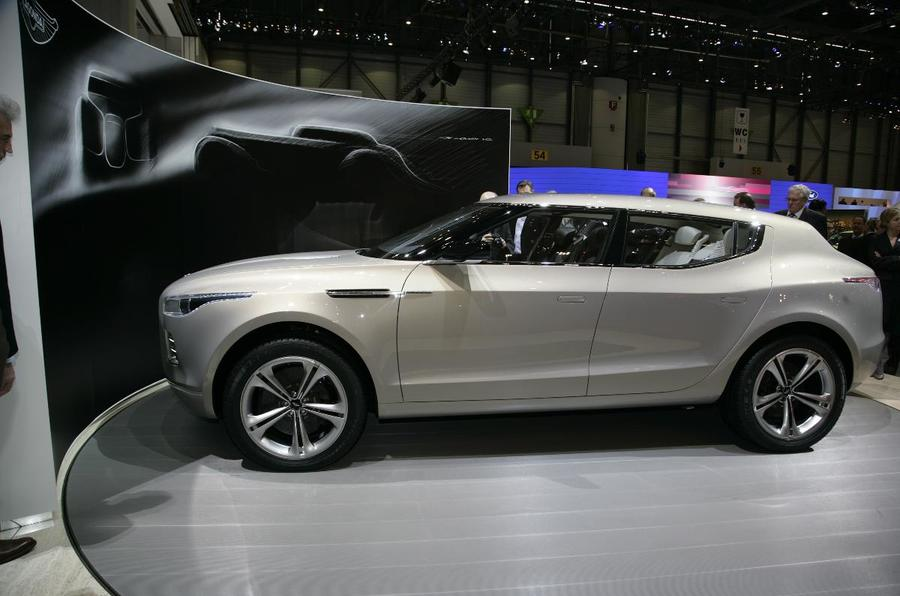 Does the world need another super-luxury SUV?