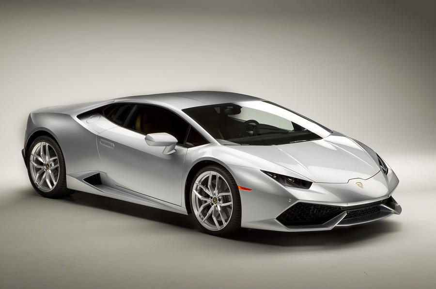 Lamborghini Huracán revealed – plus exclusive studio picture