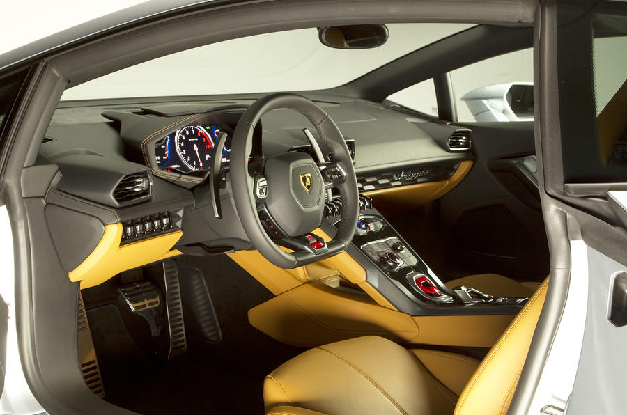 Lamborghini exclusive pictures