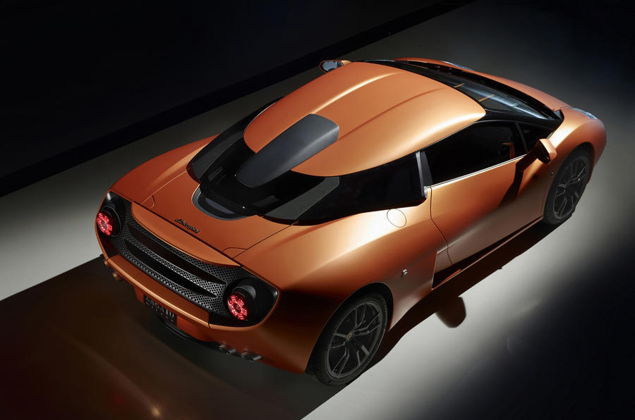 Zagato-bodied Lamborghini Gallardo could make production