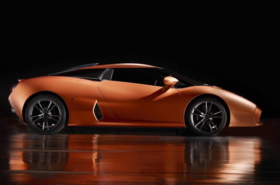 Zagato-bodied Lamborghini Gallardo could make production