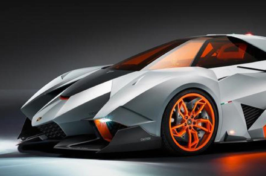 Lamborghini Egoista Concept Car Finds New Home In Italy Autocar
