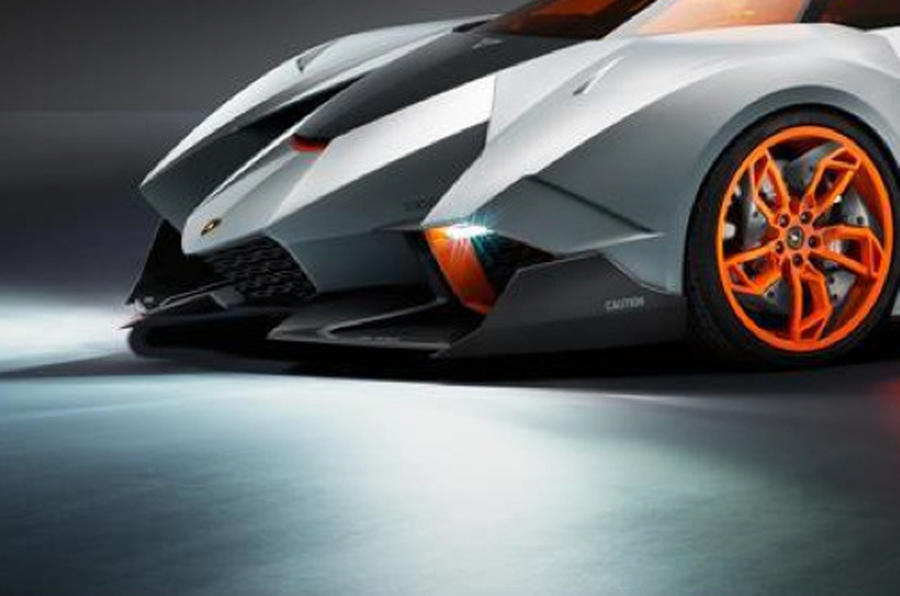 Lamborghini Egoista concept revealed
