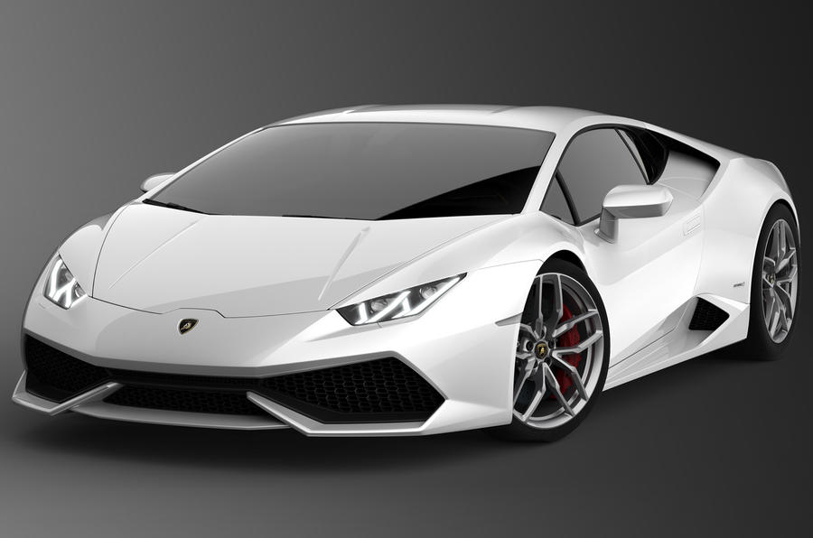Lamborghini Huracán - new details and pictures