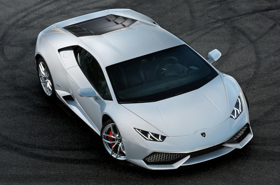 Lamborghini Huracán – new details and pictures